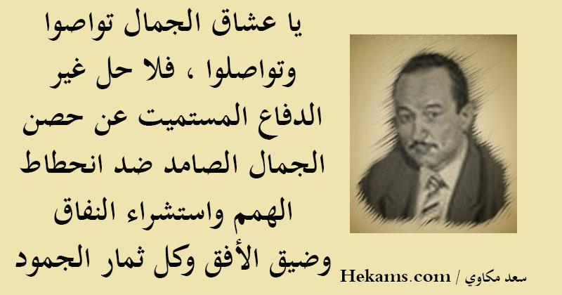 أقوال سعد مكاوي