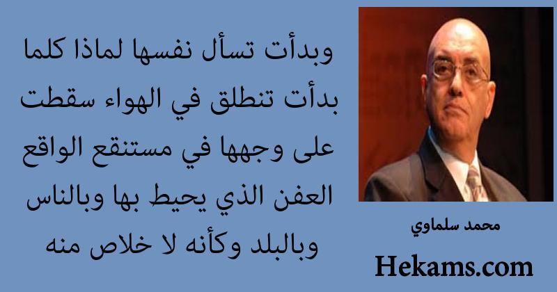 أقوال محمد سلماوي