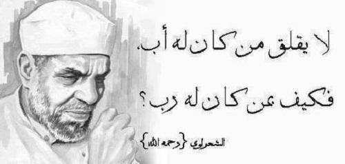 حكم واقوال محمد متولي الشعراوي
