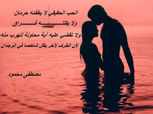 مصطفى محمود الحب الحقيقي لا يقتله فراق